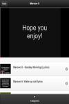 Videoke Sing-Along Top100 Volume1 screenshot 6/6