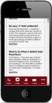 Debt Settlement screenshot 2/3
