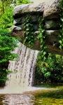 Waterfall View Live Wallpaper screenshot 1/3