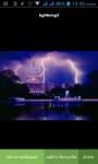 Lightning HD Wallpaper screenshot 3/3