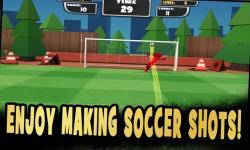Stickman Freekick Soccer Hero screenshot 2/2