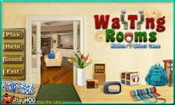 Free Hidden Object Games - Waiting Rooms screenshot 1/4