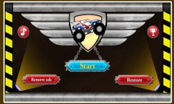 Speedy Truck Unleashed Free screenshot 1/4