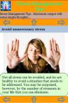 Stress Management Tips screenshot 3/3