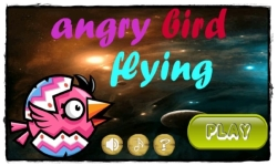 Angry Bird Flying screenshot 1/6