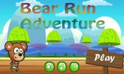 Bear Run Fun Game screenshot 1/5
