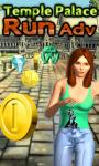 Temple Palace Run Adv screenshot 1/1