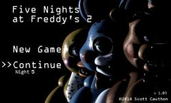 Five Nights at Freddys 2 single screenshot 2/6
