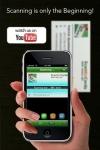 ScanBizCards Lite Business Card Scanner screenshot 1/1