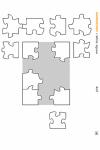All White Jigsaw screenshot 2/2