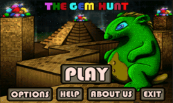 The Gem Hunt 240x400 NIAP screenshot 2/3