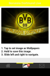 Borussia Dortmund Live Wallpaper screenshot 5/6