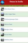 Dams in India screenshot 2/3
