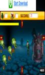 Zombie Digital War - Free screenshot 3/4