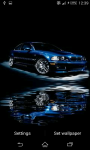 BMW Car Live Wallpaper screenshot 2/3