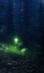 Fireflies Live Wallpaper HD screenshot 1/4