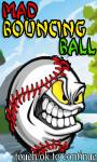 Mad Bouncing Ball Free screenshot 1/3