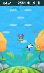 Poodle Jump - Fun Jumping Games HD screenshot 1/5