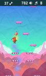Poodle Jump - Fun Jumping Games HD screenshot 3/5