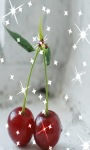 Cherry Shine Live Wallpaper screenshot 2/3