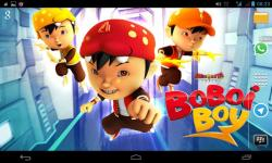 BoboiBoy Live Wallpaper screenshot 4/6