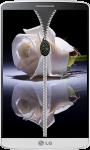 Rose  Roses zipper lock screen screenshot 3/4