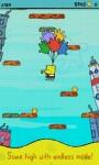Doodle23 Jump SpongeBob screenshot 1/6