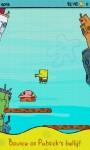 Doodle23 Jump SpongeBob screenshot 3/6