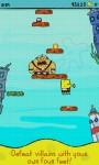 Doodle23 Jump SpongeBob screenshot 5/6