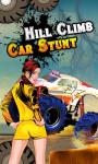 HILL CLIMB CAR STUNT screenshot 1/1