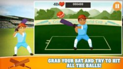 Cricket Clicker World Cup screenshot 1/1