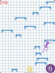 Jumping Stickman PRO screenshot 2/4
