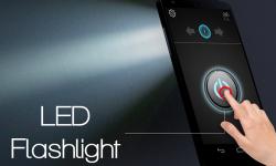 LED Flashlight Effect screenshot 1/4