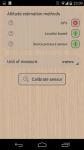 Altimetro preciso fresh screenshot 2/3