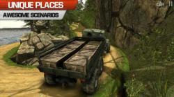 Truck Driver 3D Offroad single screenshot 1/6