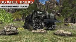Truck Driver 3D Offroad single screenshot 3/6