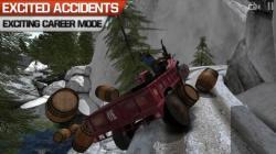 Truck Driver 3D Offroad single screenshot 4/6