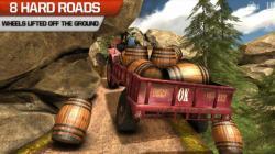 Truck Driver 3D Offroad single screenshot 5/6