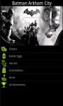 Batman: Arkham City Cheats-Free screenshot 1/4