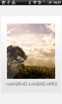 Amazing HD Landscape Wallpapers screenshot 1/4