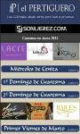 Cuaresma Jerez 2013 screenshot 2/2