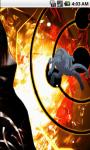 Akatsuki Bijuu Anime Live Wallpaper screenshot 2/5