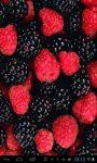 Raspberries and Blackberries lwp screenshot 1/2