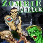 Zombie Attack Lite screenshot 1/4