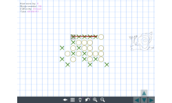 Tic Tac Toe Back to School screenshot 2/3