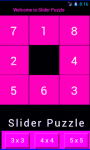 Free  Slider Puzzle screenshot 2/3