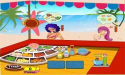 Beach Salad Shop screenshot 2/4