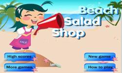 Beach Salad Shop screenshot 3/4