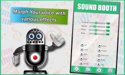 Sound Booth: Change My Voice screenshot 4/4