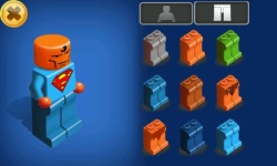 Block Man Styler screenshot 2/4